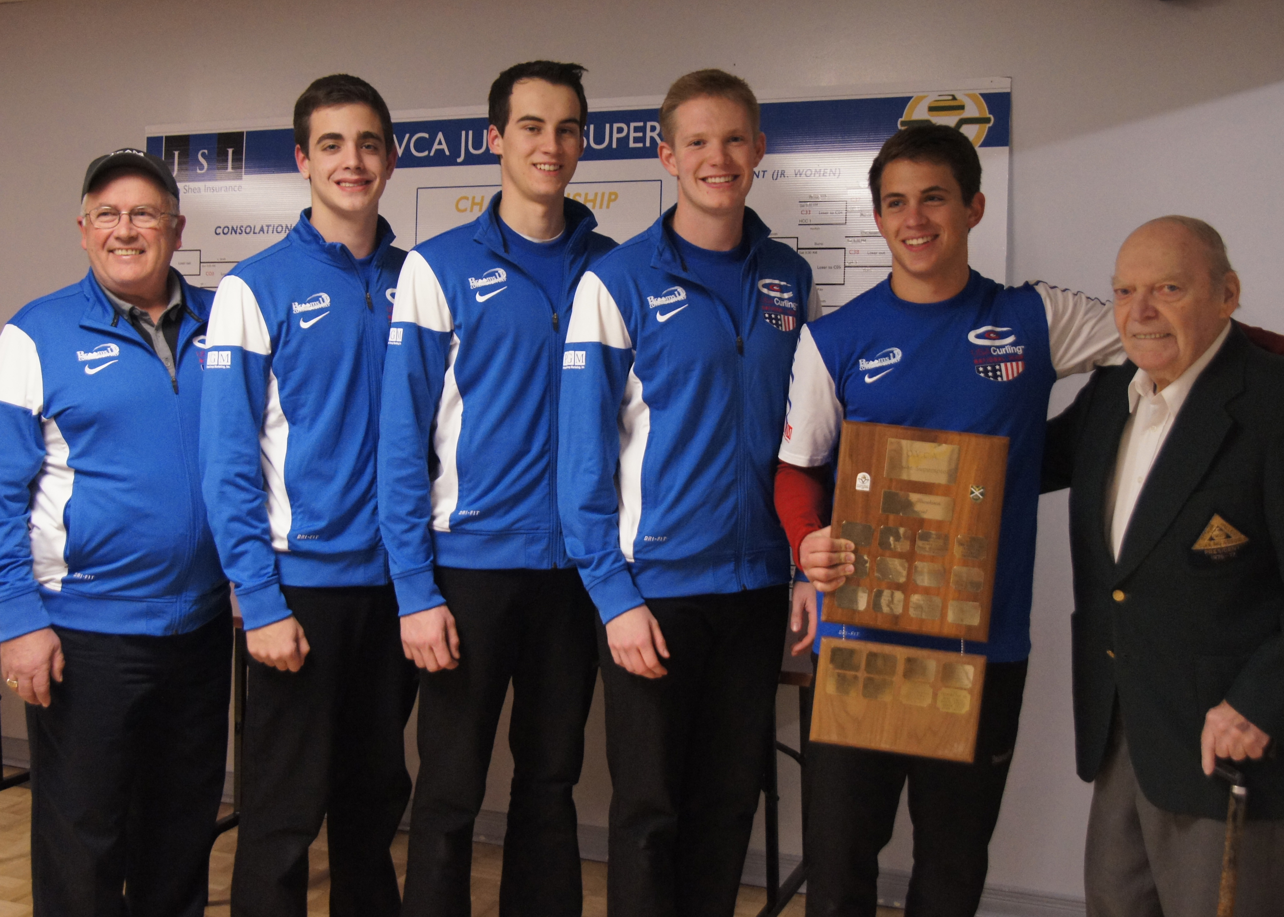 2013 Winners - Men